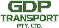 GDP Transport banner